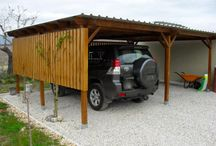 Carport. Cochera.