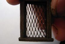 window with resin