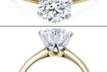 Ring ideas (In case you were wondering Vince ) / by Emali Kitchen Five Year Engagement Ring