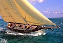 | My DREAM BOATS Column | / A monthly look at dreamy boats on the market for USA Today Travel.
