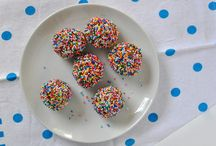 candy/truffles / by Heather D'Ascheberg