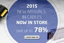 Cables [Primecables] / Everything about cables including HDMI cable, video & audio cables, networking cable as well as adapters and more !