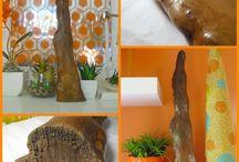 Decor - Cypress Knee