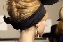 Hair inspiration / by Ingrid Bessa