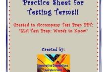 STAAR Writing / Testing help / by Tiffany Roelofs
