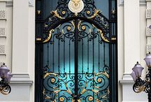 gate and door