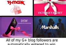 FREE Gift Cards / Pay it Forward / Random Acts of Kindness, Share the Love, Pay it Forward, TJMaxx, Marshalls, DSW, Victoria's Secret, Free Gift Cards @Beauty101byLisa