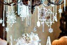 Vianočné - prestieranie