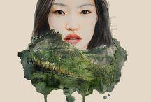 Thani Mara ilustrator