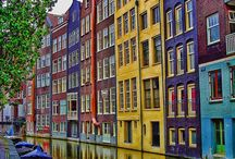 The Netherlands travel inspo