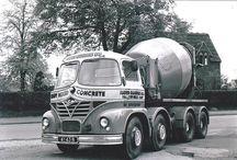 seddon 1950 trucks
