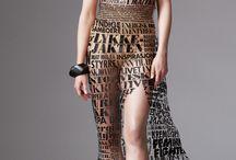 Typographic suit project