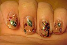 Cool Nail Art and Painting Ideas / by Rhonda Beckett