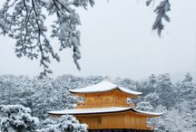 Winter view of Japan / 日本の冬景色