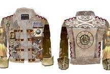 steampunk jacket project