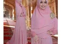 model baju gamis muslim