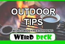 Outdoor Tips / Outdoor Tips, Hiking Tips, Camping Tips