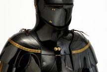 armour & weaponry