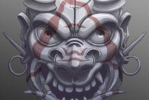 Tattoo Mask 1