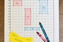 Math  / by Annie Hall