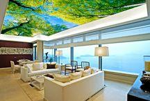 Gergi Tavan, Resimli Tavan, Plafond, Tension Ceilings / Gergi Tavan, Resimli Tavan, Plafond, Tension Ceilings
