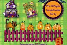 Halloween Party / by Raquel Tucker