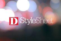 Style/Sheet / by Kristi Redman
