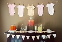 baby shower / by Cheryl Baker