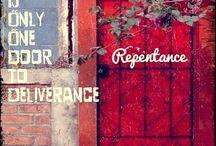 Repentance☆☆☆Confession