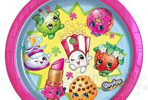 Shopkins Birthday Party Ideas / NEW Shopkins themed party supplies, decorations & Balloons - Ideas For Shopkins Birthday Cakes, Cookies & Cupcakes http://bit.ly/1nRavFH