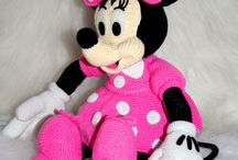 Gratis patroonminnie mouse