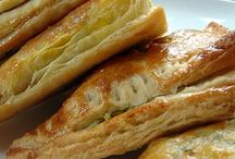 SAVOURIES : Pastries n Pies / by Fawzia Khan