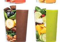Mat inspiration | Nyttiga smoothies