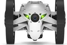 Drones / En este tablón encontrarás diferentes tipos de drones