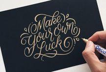 Hand Lettering Loveliness