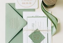 Wedding invites / Wedding stuff