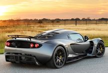 Coches Hennessey