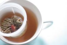 tea-du thé / the art of tea..let's share a cup~
