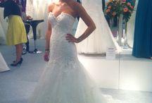 Hääpuvut, wedding dresses to Morsiusateljee Katariina / These are treasures from world to our shop.