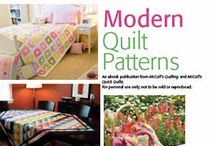 Craft and Quilting Projects / by Becky Toy