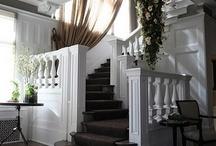 Hallway Stairs & Landing Design Inspiration