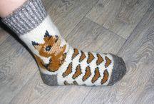 Socks / Villasukat
