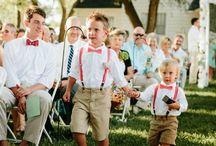 Dzieciaki na ślubie