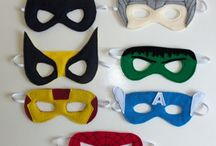 superhero diy