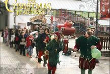 Μαγεία και παιχνιδιάρικη ατμόσφαιρα στο Γκάζι / Μετρώντας αντίστροφα για τα Χριστούγεννα, οι βοηθοί του Άη Βασίλη και οι ζαβολιάρηδες δημιουργούν την ξεχωριστή ατμόσφαιρα στην παραμυθένια γωνιά της Αθήνας...