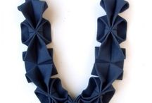Origami accessories / Accessories that fold