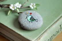 Painted rock ! / .
