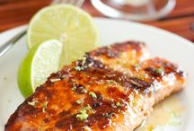 Wild Alaska Salmon Recipes / A collection of delicious recipes featuring wild Alaska salmon from all around the world