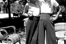 Dalí and Gala <3