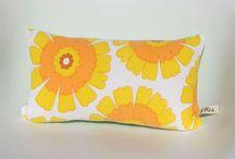 Sommerfarbe: Gelb + Lachs
